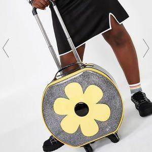 Dolls Kill dELIAS Daisy Weekender Travel Bag NWT